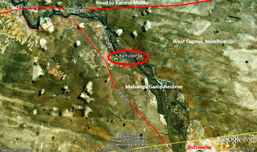 Photo: Location of KIFI