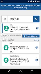 ... Mobile Number Location Tracker- screenshot thumbnail ...