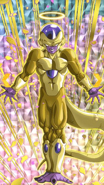 第7宇宙10人目の戦士・ゴールデンフリーザ(天使)