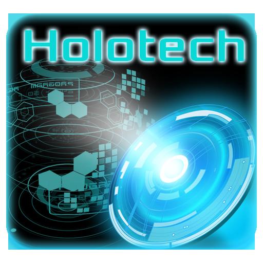 Hologram Tech Theme