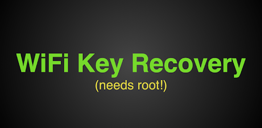 WiFi Key Recovery (needs root) - Apps on Google Play