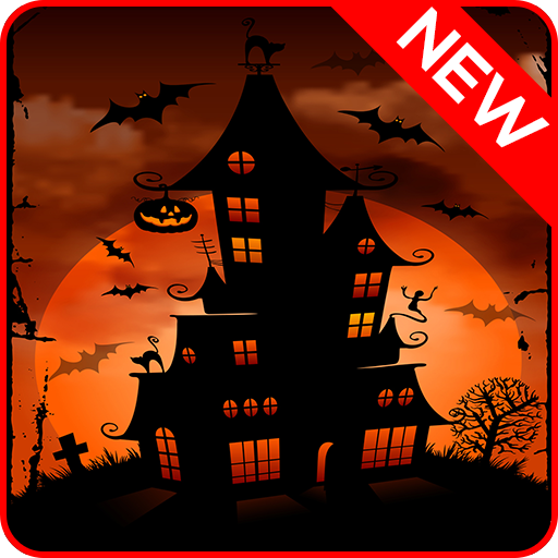 个人化のScare House Theme GO ADW APEX LOGO-記事Game