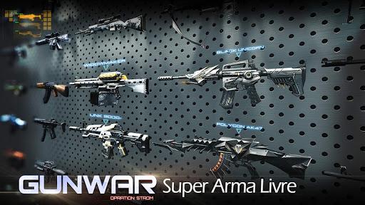 Gun War Swat Terrorist Strike