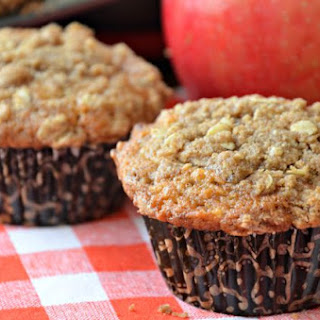 Apple Muffins With Fresh Apples Recipes
