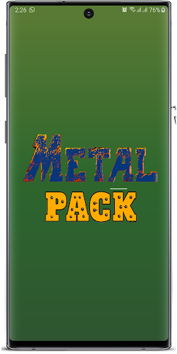 Metal Pack apkslow screenshots 1