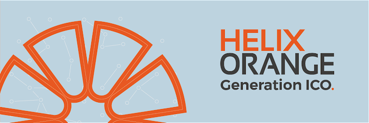 Apply for HELIX Orange ICO Platform now & join the next step of investing evolution!