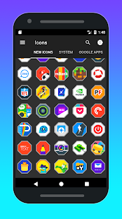 Fondos - Icon Pack Screenshot