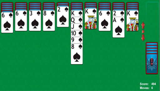 Spider Solitaire Classic  {cheat|hack|gameplay|apk mod|resources generator} 3
