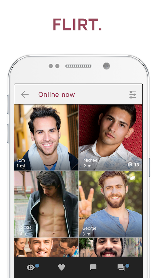Jaumo Flirt Chat & Dating- screenshot
