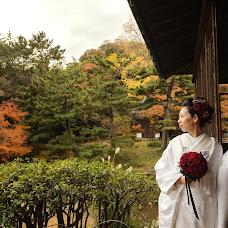Wedding photographer Tsutomu Fujita (fujita). Photo of 21.01.2018