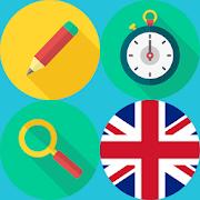 English Word Search Game
