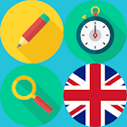 English Word Search Game icon