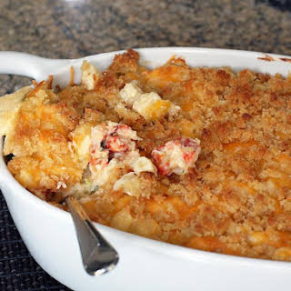 Macaroni And Cheese With Shrimp Recipes.