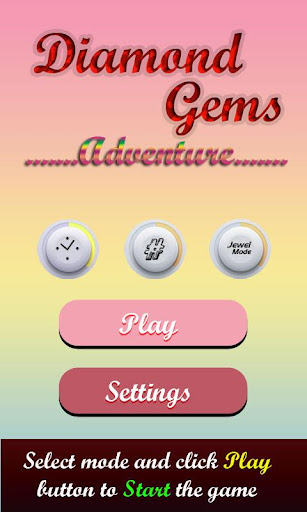 diamond gems adventure free