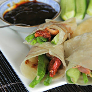 Peking Duck.