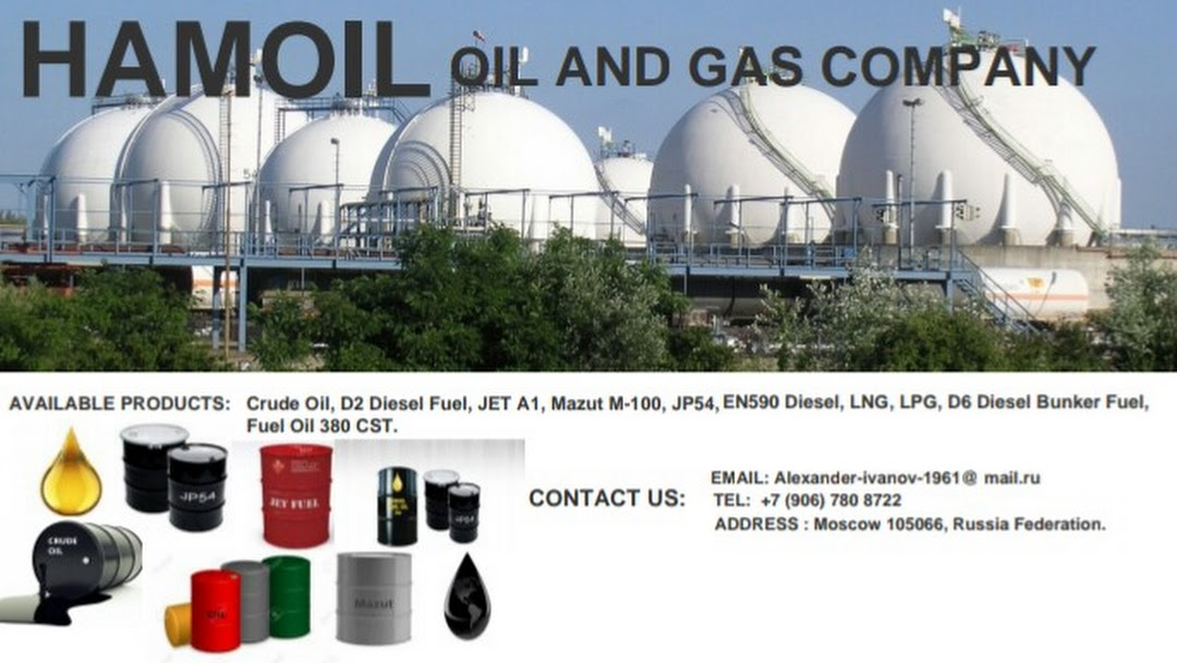 Hamoil Oil and Gas Company - Oil And Gas Exploration Service