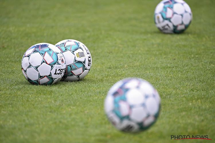 Football amateur: toutes les compétitions à l'arrêt en Belgique francophone
