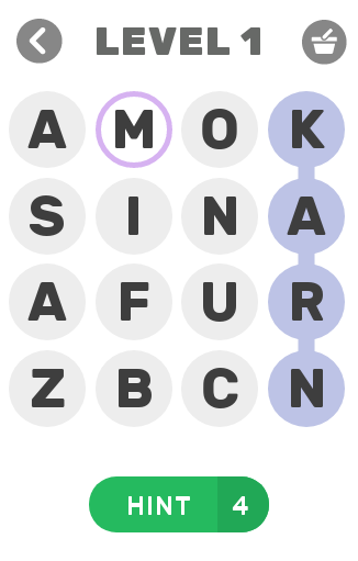 CSK 2019 word game  code Triche 2