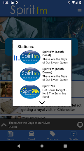 Spirit FM 2.2.36 screenshots 2