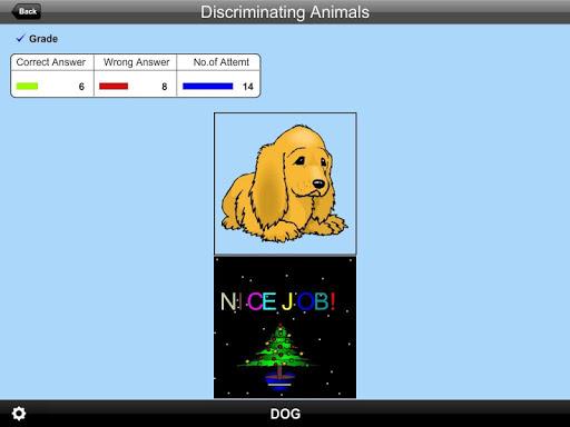 Discriminating Animals Lite