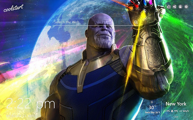 Thanos Hd Wallpapers Avengers Infinity War Chrome Web Store