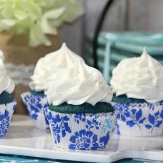 Blue Curacao Cupcakes