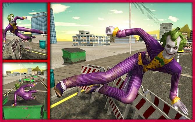 Superhero Extreme Parkour Android 13