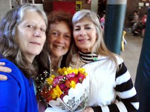 Photo: Gracias querida Andrea,por tu infinito apoyo (Directora de la Escuela Nº 4)