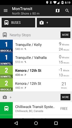 Kamloops Transit System Bus -…