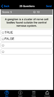 Learning Anatomy Quiz- screenshot thumbnail