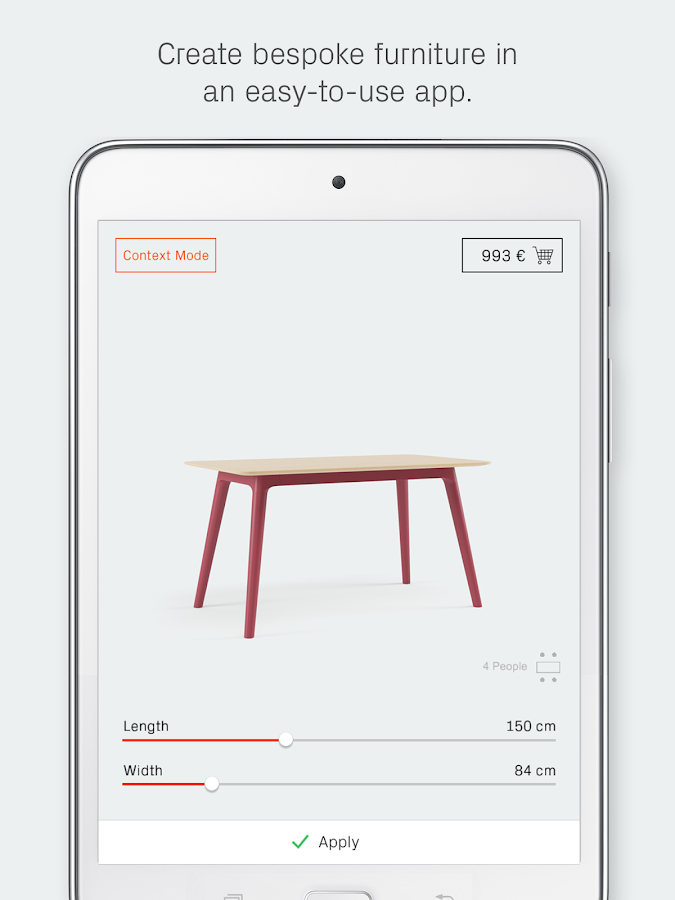 Tylko – bespoke furniture- screenshot