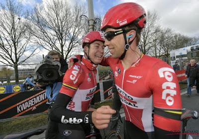 """Bij Lotto Soudal kijken ex-winnaars uit naar Dwars door Vlaanderen: """"Sagan en Van Avermaet... doen die dan niet mee?"""""""