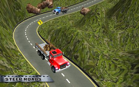 Truck Driver: Hill Transport 1.1 screenshot 1402746