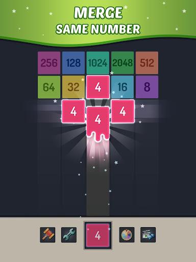 Merge Block - 2048 Puzzle 2.7.5 screenshots 7