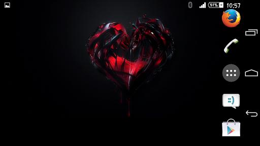 Theme Xperien Heart screenshot 10