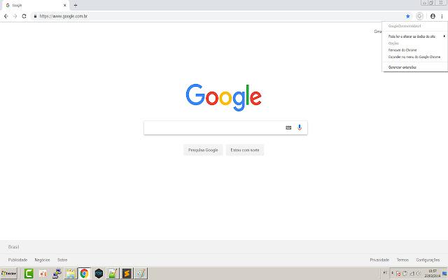 GoogleChromeValidaUrl