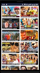 भोजपुरी वीडियो गाना फिल्म – Bhojapuri video gana Apk Download For Android 2