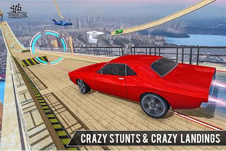 Download Ramp Car Stunt Games: Impossible stunt car games For PC Windows and Mac apk screenshot 5