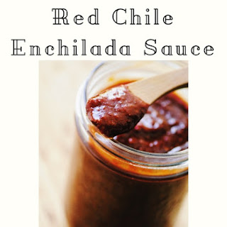 New Mexican Style Red Chile Enchilada Sauce (Gluten Free, Vegan)