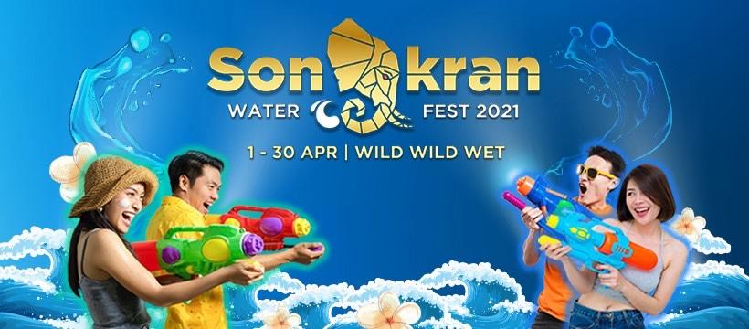 wild wild wet songkran