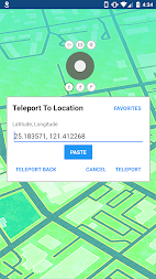 GPS JoyStick Fake GPS Location APK screenshot thumbnail 2
