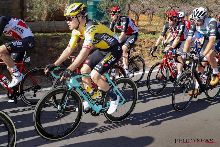 """Jonge renner van Jumbo-Visma maakt indruk en komt in de top 10 van het algemeen klassement van de Giro: """"Ik zal deze dag niet snel vergeten"""""""