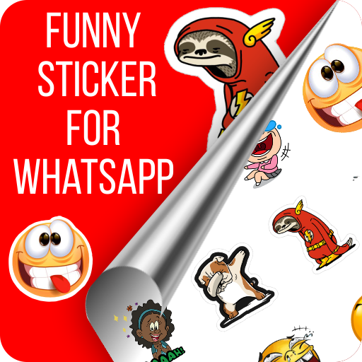 Funny emoji Stickers for Whatsapp WAStickerApps – Aplikace