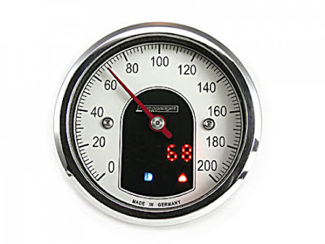 motogadget Speedometer analog, motoscope tiny