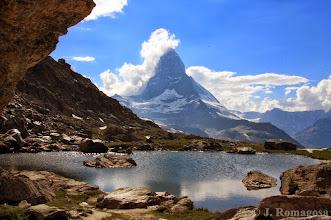 Photo: Lakeside Matterhorn