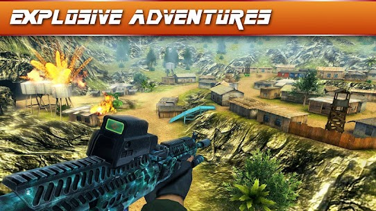 Sniper Ops 3D Shooting Game v57.0.2 (Mod Money/Energy) 4
