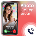 Photo Caller Screen - My Photo Phone Dialer icon
