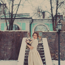 Wedding photographer Alena Davydova (lystudio). Photo of 23.12.2013
