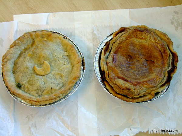 croissant d'or meat pies