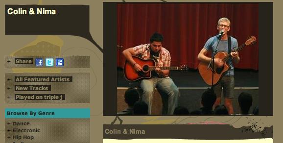 Colin & Nima